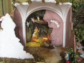 San Vito Dei Normanni Il Presepe 2014