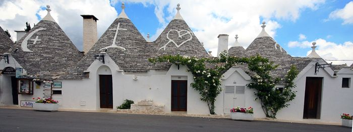 Trulli Amazing Puglian Pleasures
