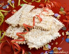 Italian Carnival Treats - Chiacchiere