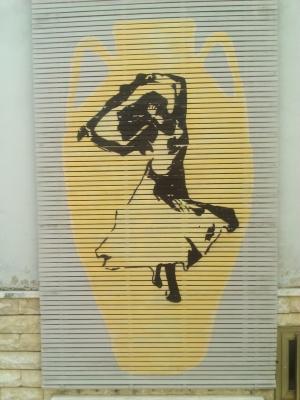 Rezza - Lady dancing the Pizzica