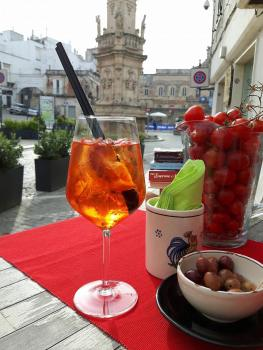 Spritz in the Piazza, Ostuni