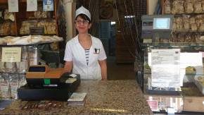 Giovanna working in Al Mattarello