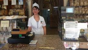 Giovanna working in Al Mattarello