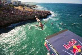 Red Bull Diving Platform. Polignano a mare