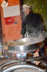 Padella, Orecchiette. Chef from Vulcano restaurant, San Viteo dei Normanni