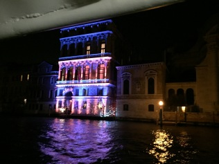 3,Venice by night