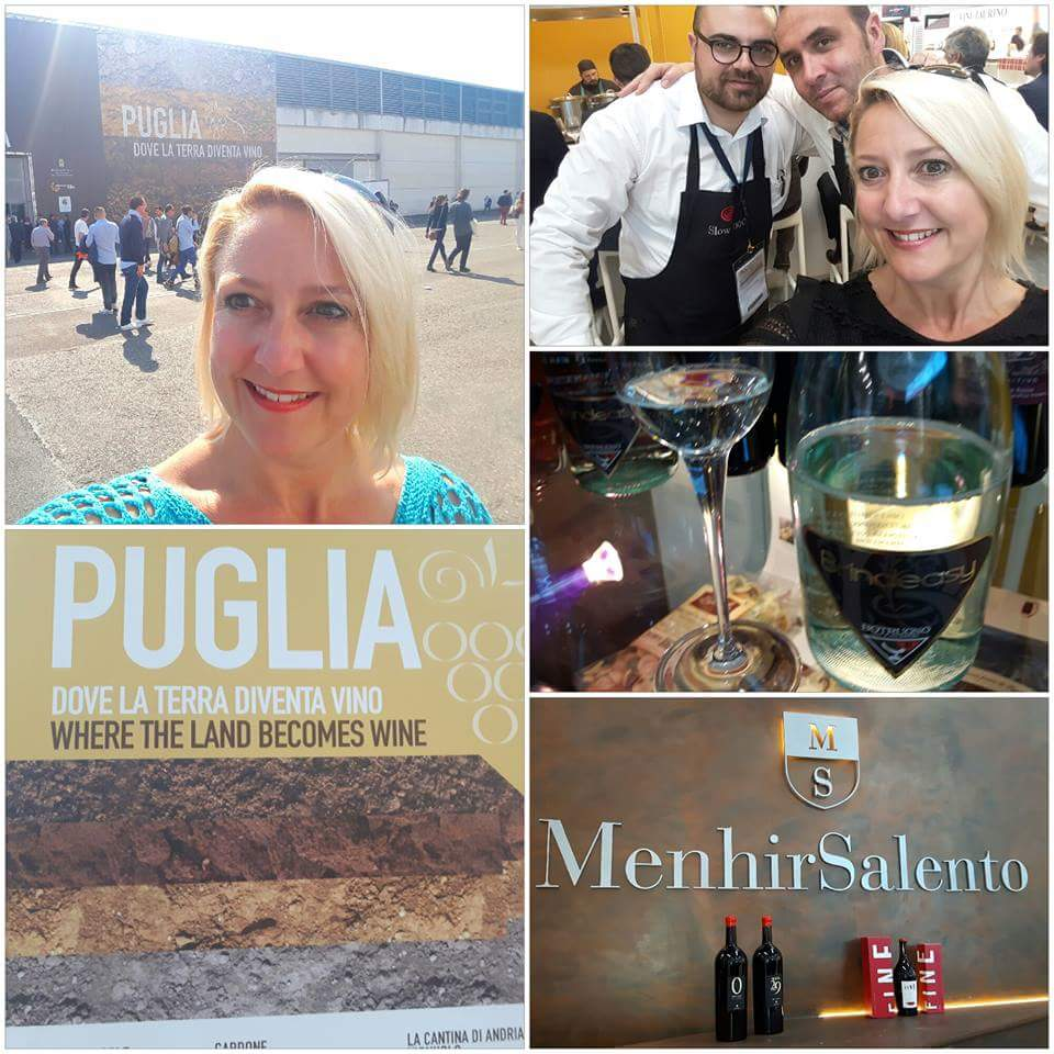 Puglian Wines in Veneto