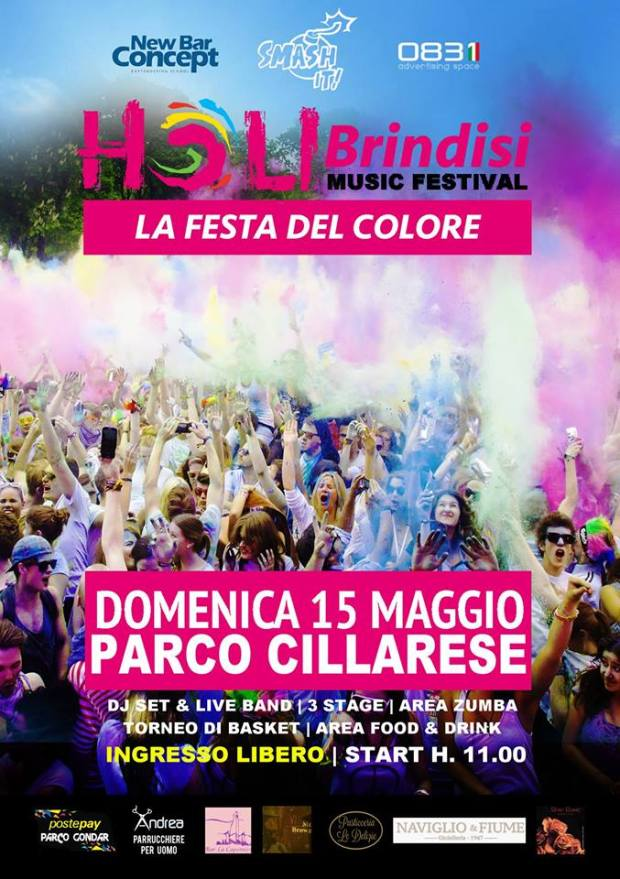 Brindisi Music Festival 15 May
