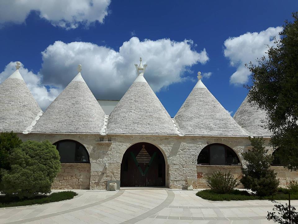 Masseria Cappella: Trulli