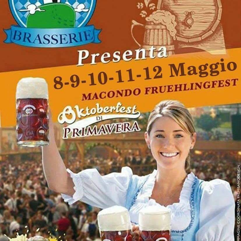 October Beer Festival in  Spring Macondo