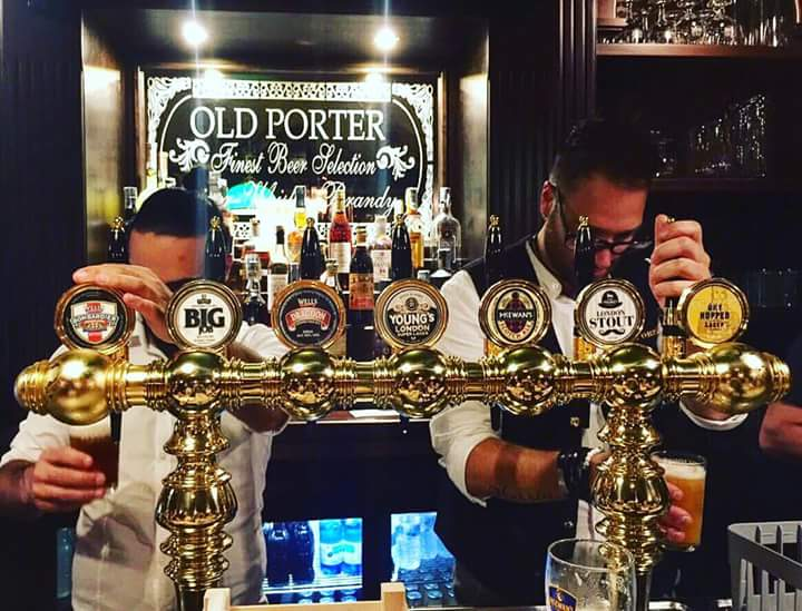 Old Porter: Draft Beers
