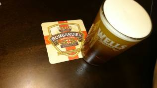Bombardier Beer