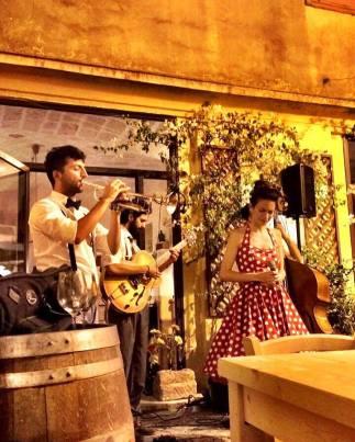 Jazz evening at Giudamino