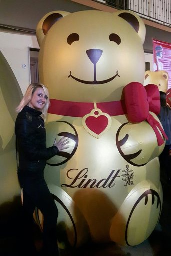 Puglian Pleasures and Lindt Teddy bear!