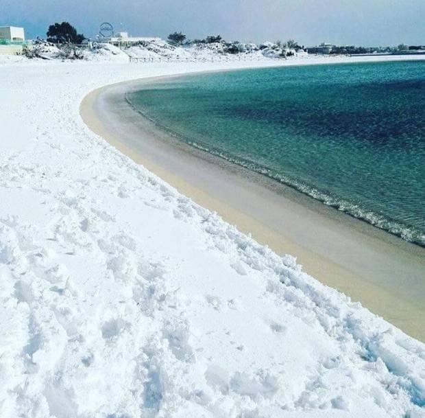 Sun, Sea & Snow