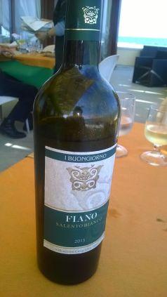 Puglian Wine - Fiano