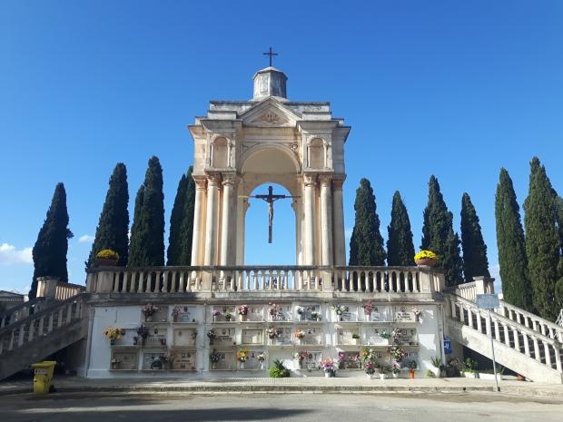Cemetery San Vito Dei Normanni