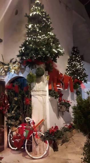 Locorotondo Christmas Puglian Pleasures