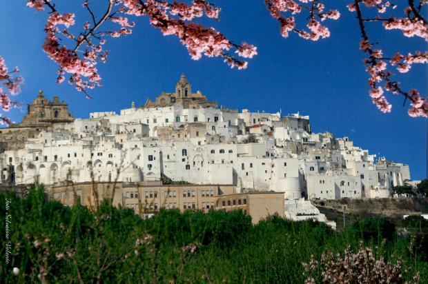 Puglian Pleasures Ostuni in Spring