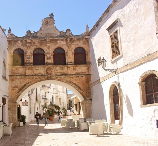 Bishops Palace Ostuni