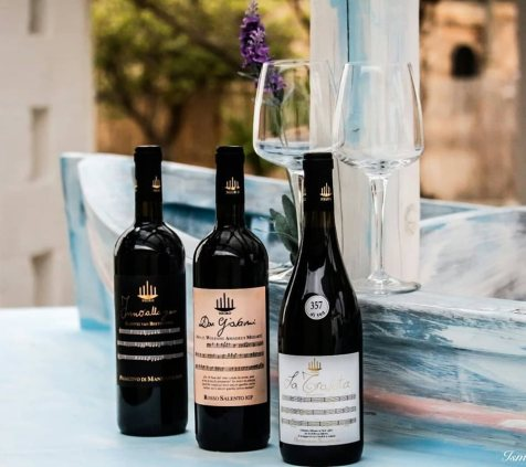 Award Winning Wines Puglia
